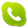 Skype-Phone-Green